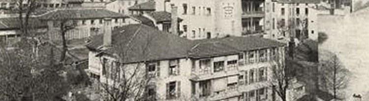 ancienne clinique Saint-Charles